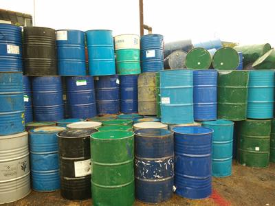 回收200L油桶