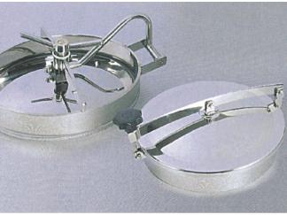 肇庆不锈钢人孔盖批发-广东价位合理的卫生级人孔盖供应