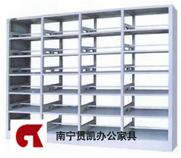 南宁热销的钢制书架-品质有保障的图书架批销