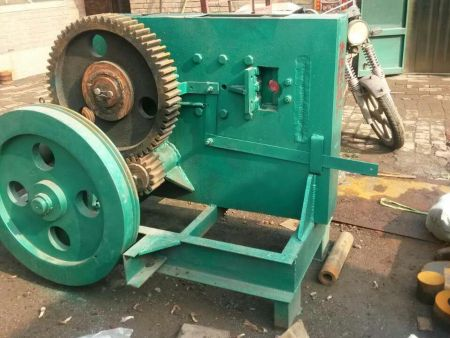 新疆圆钢切断机多少钱?永年永晨机械厂