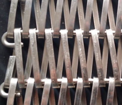 供应衡水高质量的耐高温金属网带——河南不锈钢金属网带