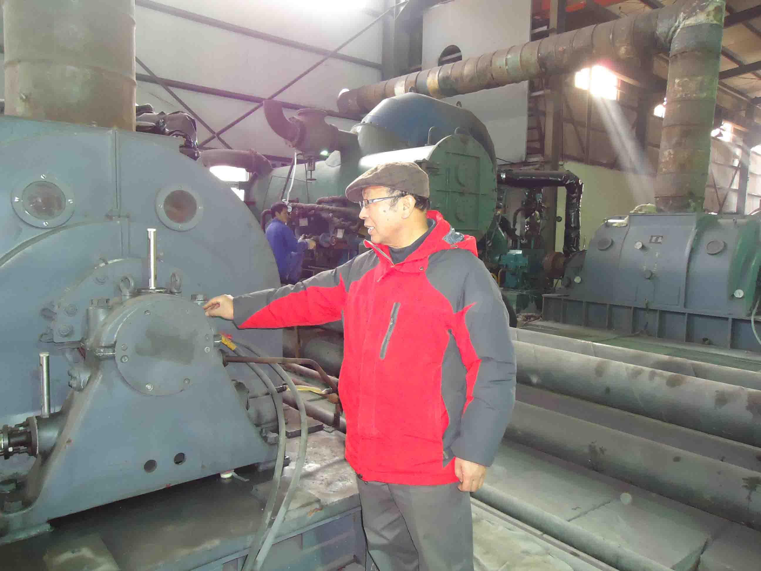 的电调拖动式汽轮机----淄博【卓信】提供