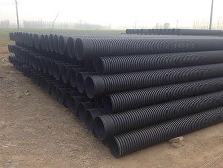 鞍山双壁波纹管-辽宁地区专业的HDPE双壁波纹管