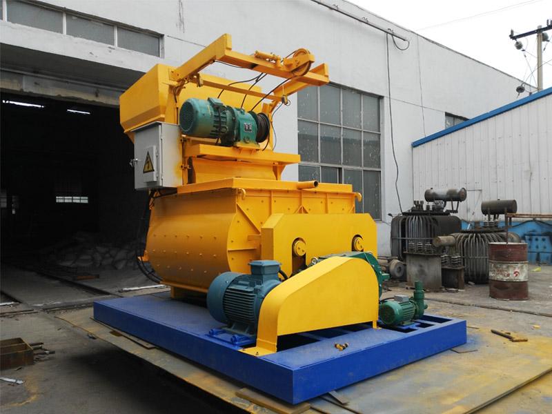 业新建设机械质量良好的混凝土搅拌机-重庆混凝土搅拌机批发