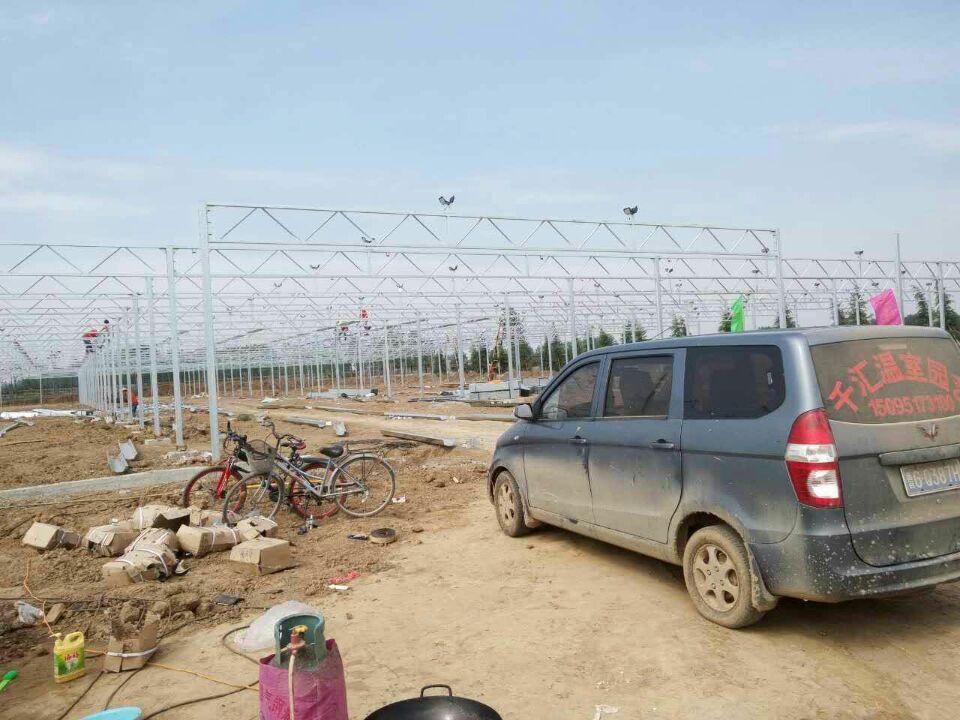 采摘园温室大棚价格-千汇温室供应专业的蔬菜大棚建造