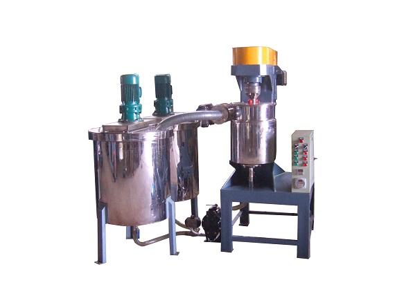循环式搅拌球磨机哪家便宜-明海粉体循环式搅拌球磨机生产厂