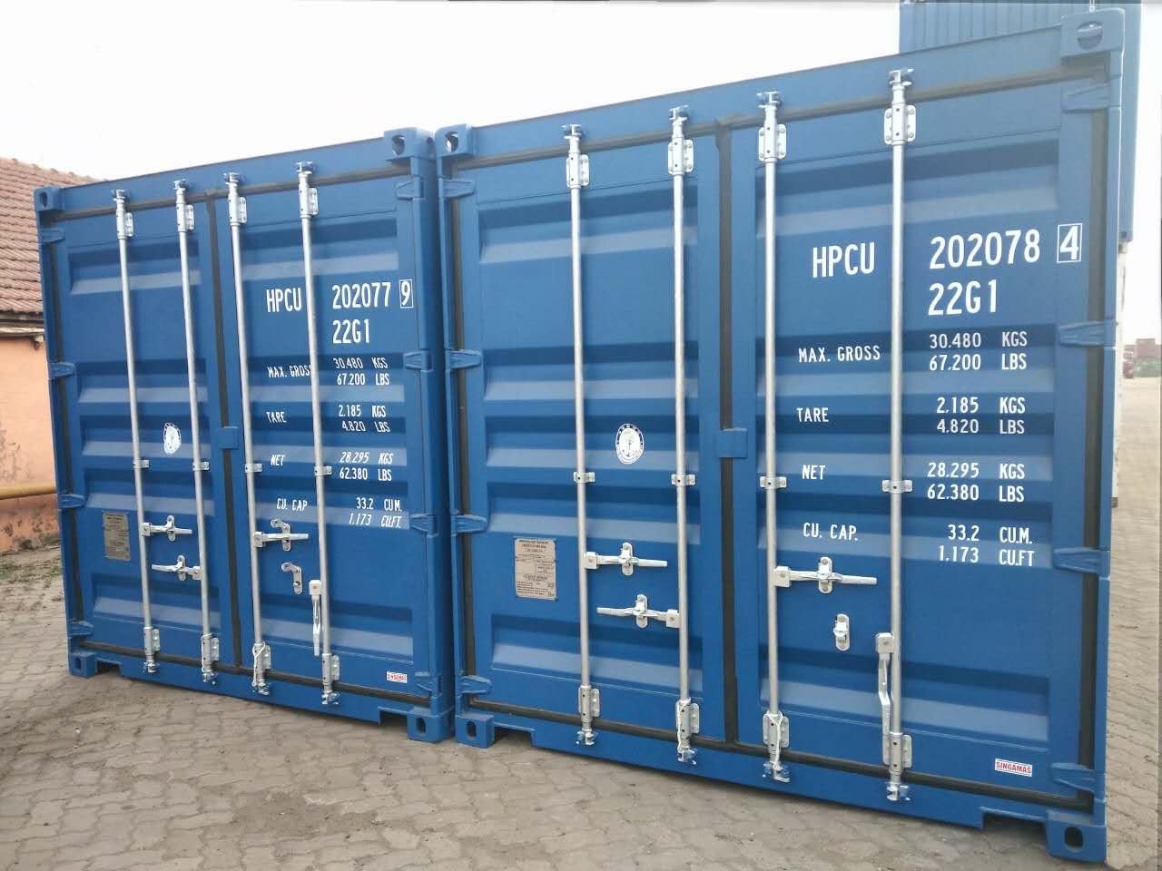 青岛哪里有质量好的二手集装箱供应-集装箱房屋