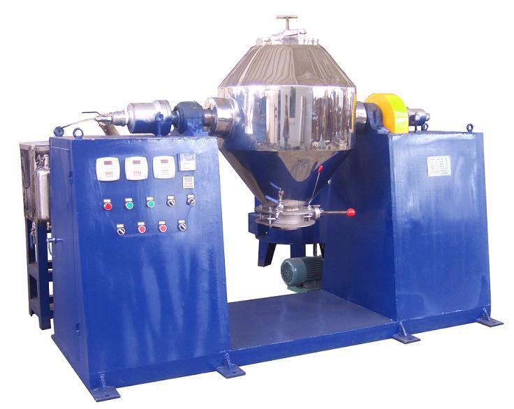 无锡双锥回转干燥机厂-明海粉体回转干燥机价钱怎么样