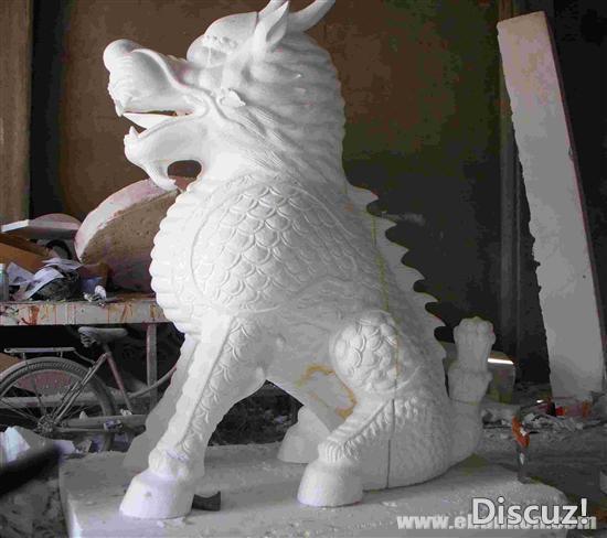 结实耐用的水泥雕塑工厂-三明园林景观雕塑厂家—泉州瑞奇