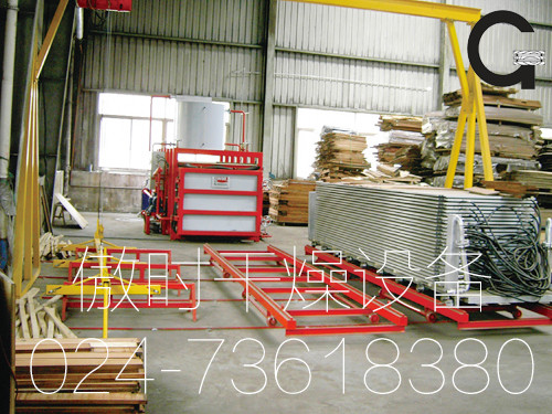 四川地區木材真空除濕幹燥窯 有品質的木材幹燥設備價格怎麼樣