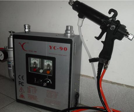 专业的静电喷油枪品牌推荐|福州喷枪生产