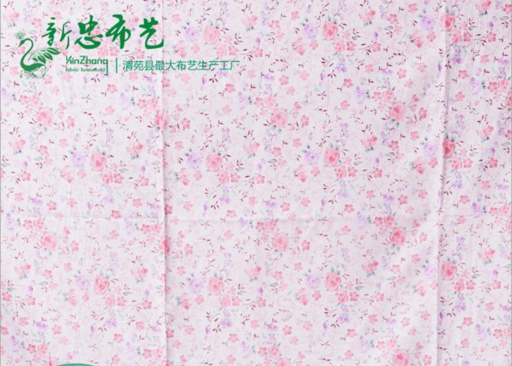 哪里能买到优惠的全棉斜纹棉-床品面料批发厂家