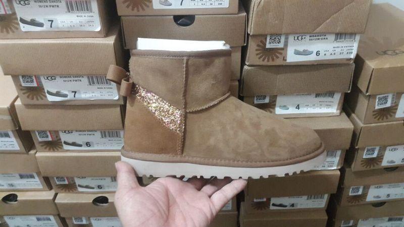 怎样购买有品质的雪地靴,UGG雪地靴微信货源招代理