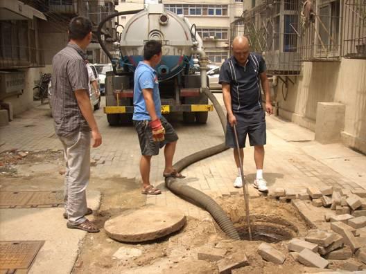陕西省疏通市政管道 清理化粪池 疏通马桶