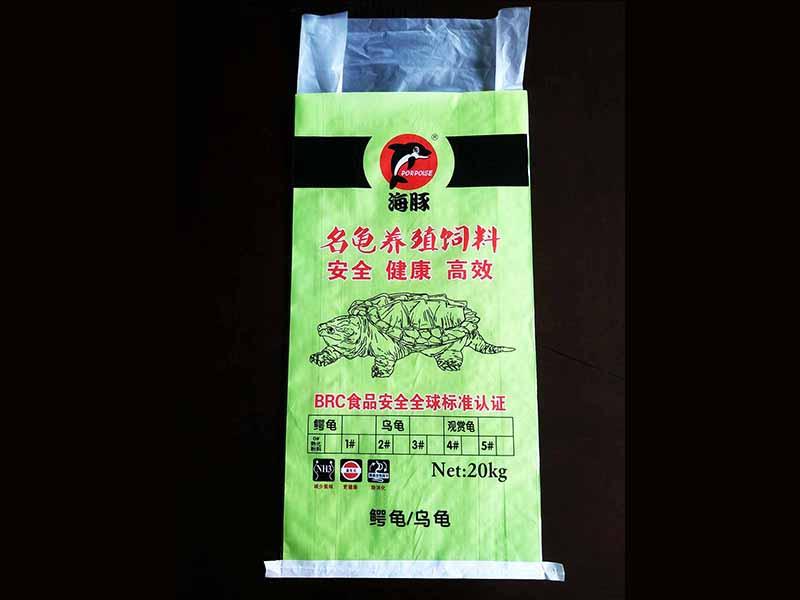 广东PP编织袋――佛山精品饲料编织袋批售