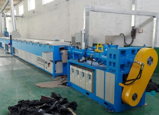 橡胶机械行业的发展前景一质量