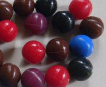 内销橡胶球-太原区域专业橡胶球厂家