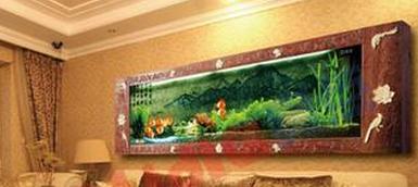 订做壁挂式鱼缸价格 苏州壁挂式鱼缸哪家好