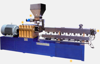 优惠的混炼双螺杆造粒机供应信息 造粒机厂商出售