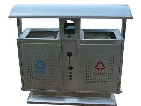 沈阳不锈钢垃圾箱厂家推荐-大连不锈钢垃圾箱