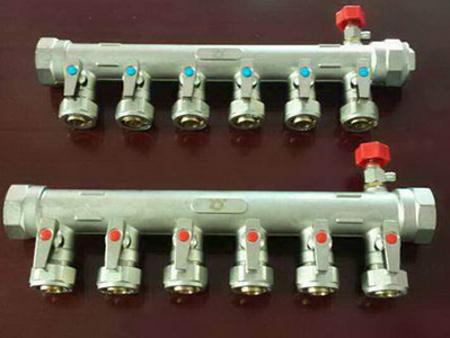 沈阳地热分水器_沈阳哪里有卖价格优惠的地热分水器