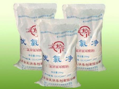 优氯净消毒剂厂家_金发消毒剂提供销量好的优氯净消毒剂