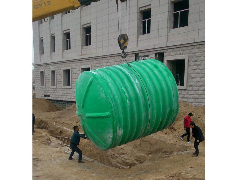 武威玻璃钢化粪池安装-兰州品牌好的玻璃钢化粪池厂家批发