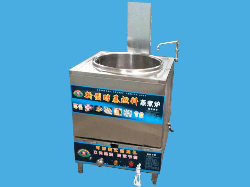 滨州哪里有卖品牌好的醇基燃料油煮面炉_台式煮面炉