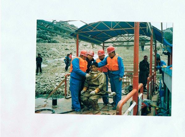 甘肃水下切割公司-专业可靠的甘肃混凝土切割西北潜水公司提供
