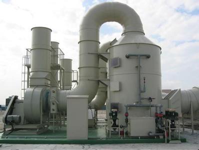工业机械喷漆房废气治理