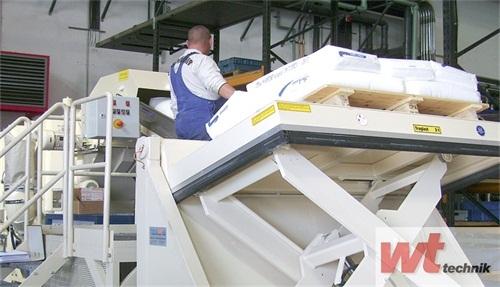 中国破包机_厦门唯特德国SECO 全自动拆包机生产商