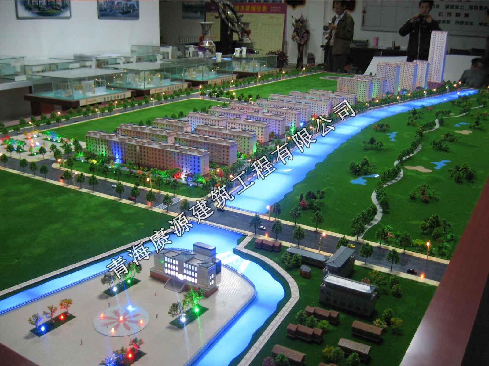 建筑模型設計 選購劃算的青海建筑模型,就來青海賡源建筑工程