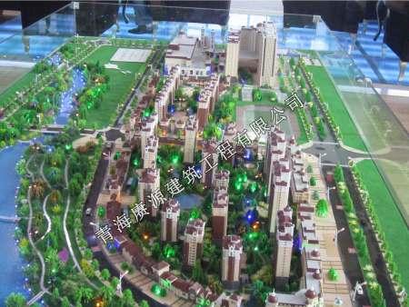 海東建筑沙盤模型 青海模型專業制作公司