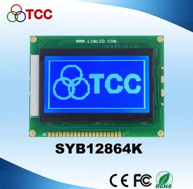 12864液晶屏厂家 三元晶科技提供价格划算的12864K液晶屏