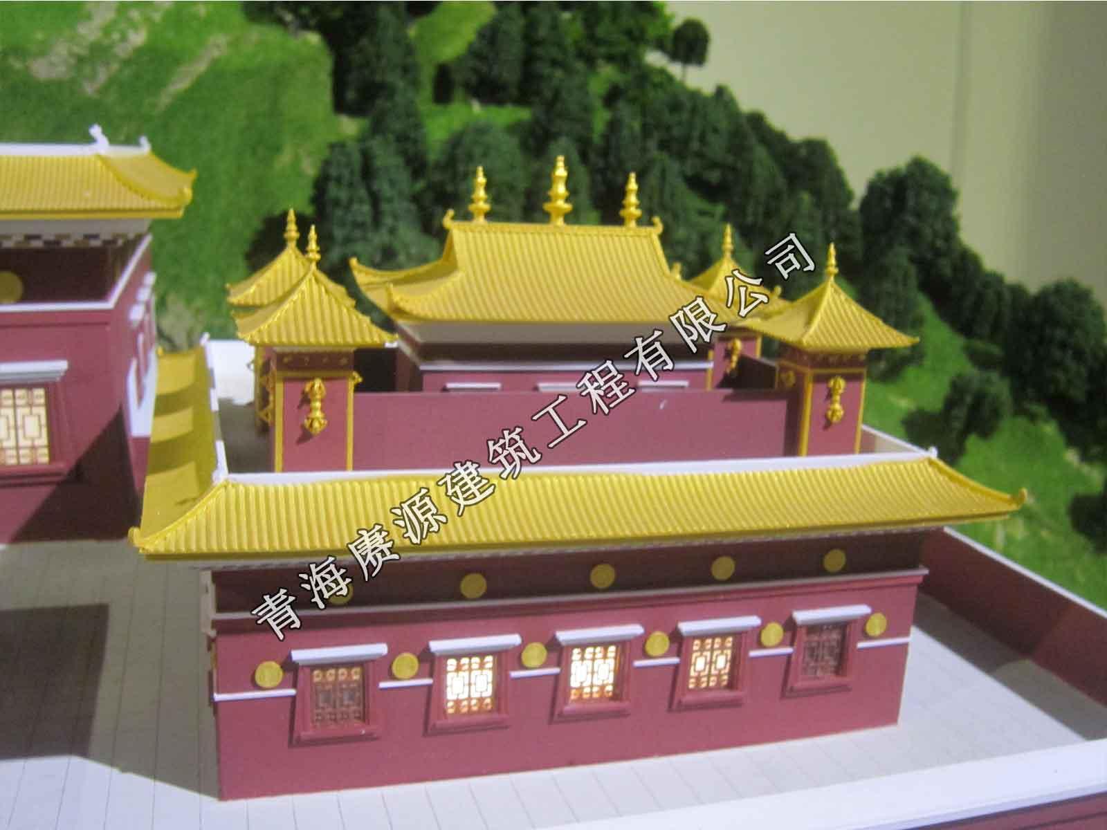 青海模型設計公司|青海賡源建筑工程_可靠的西寧模型公司