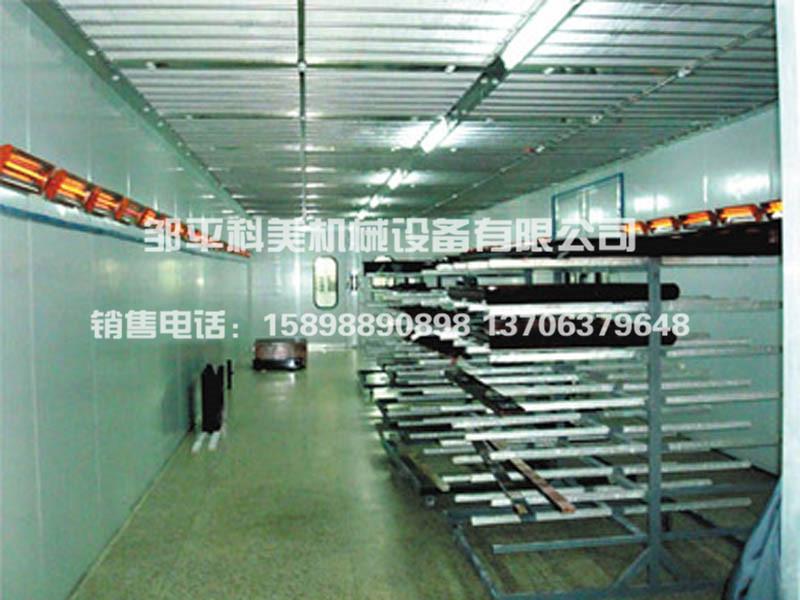 大型喷漆房_滨州专业的家具喷烤漆房_厂家直销