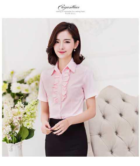 直销女士职业衬衫-福建专业的女士职业衬衫供应商