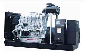 泰州耐用的三菱柴油发电机组品牌推荐 吉林三菱柴油发电机组