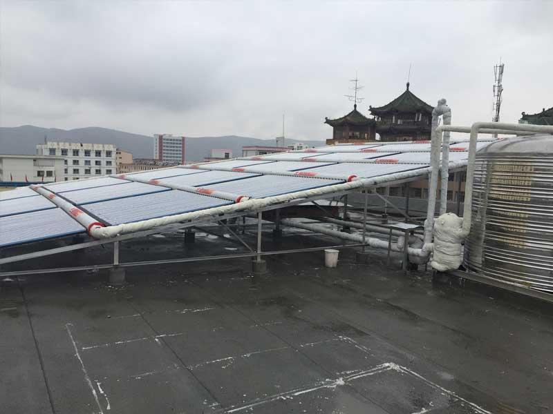 太阳能热水器工程_找靠谱的太阳能热水工程就到宁太商贸
