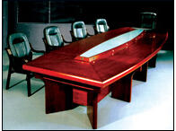 邯郸会议桌-实木会议桌加工厂-订做实木会议桌价格