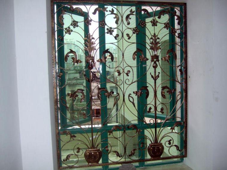 销售防盗窗-大量出售河南优良的防盗窗