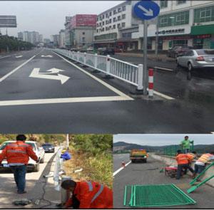 亿路交通工程|厦门道路护栏|专业从事交通标线|质量保证