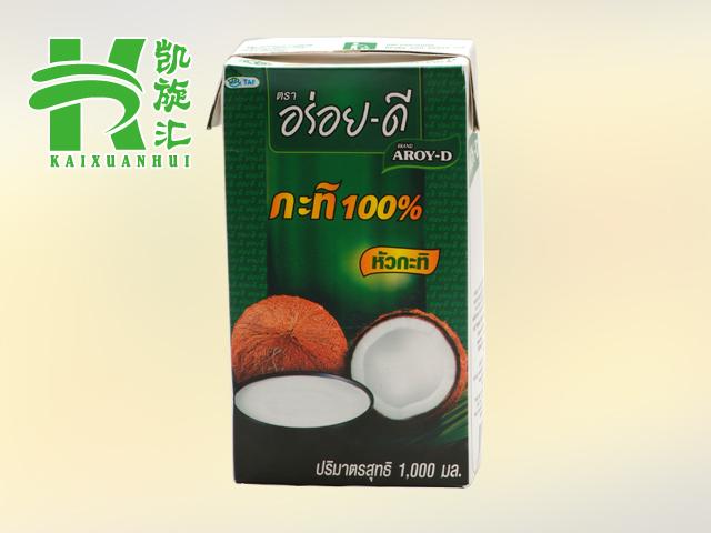进口椰浆价格 广州哪里有供应精装安来利椰浆