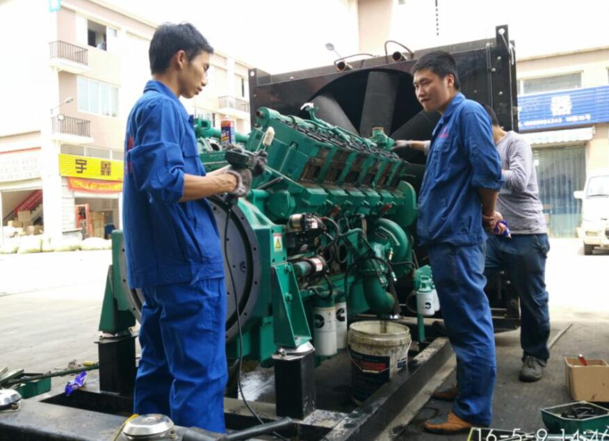 发电机维修资讯介绍-四川发电机组维修保养