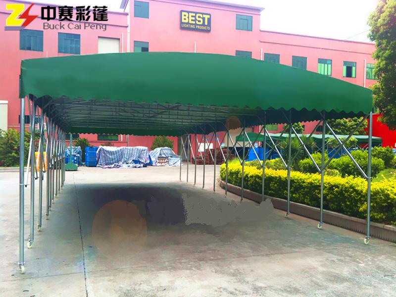 厦门知名的推拉篷供应商-专业的推拉篷制作