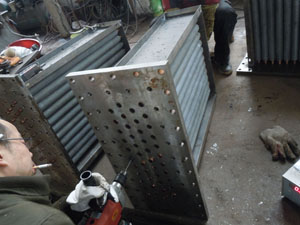 雙新化工換熱設備直銷列管式冷凝器-湖北列管式冷凝器