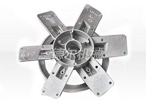 风机铝轮生产厂家|潍坊质量良好的风机配件铝轮哪里买