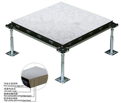 庆阳防静电地板|兰州区域有品质的兰州防静电地板厂家