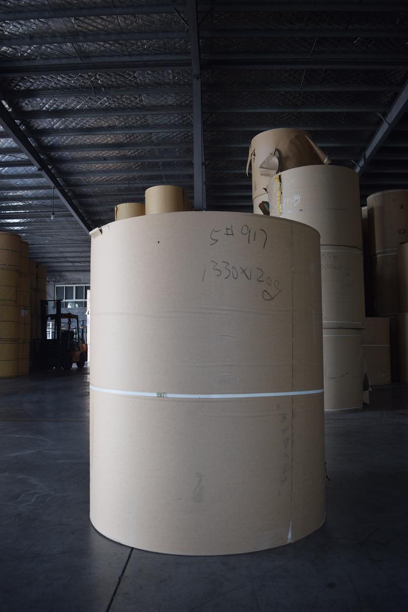 胶带用的牛皮纸厂家-淄博哪里能买到有品质的牛皮纸