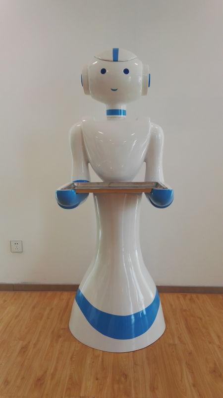 优质的智能-宁夏盛仕智能科技公司提供有品质的宁夏盛仕智能无轨道送餐机器人